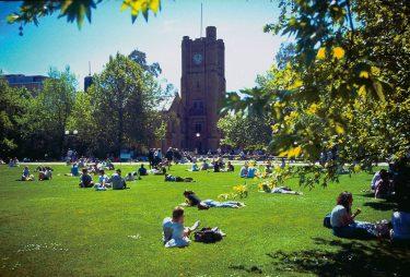 Học bổng bậc Đại học, ĐH Melbourne, Úc
