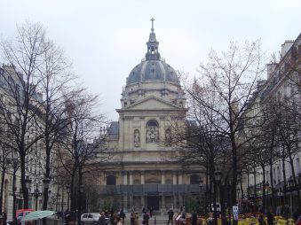Học bổng ngắn hạn bậc Tiến sĩ, ĐH Sorbonne Paris, Pháp, 2017