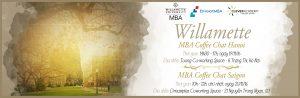 [TP.HCM & Hà Nội] MBA Coffee Chat tháng 11 với Đại học Willamette (Mỹ) @ Dreamplex Co-working Space