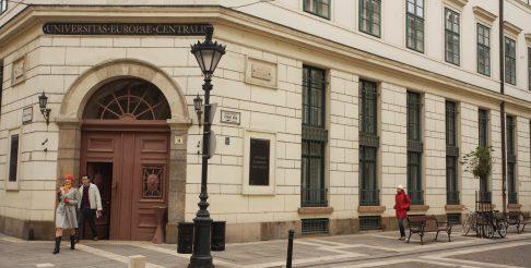 Học bổng Tiến sĩ CEU, ĐH Central European, Hungary, 2017-2018