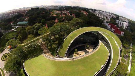 Học bổng toàn phần, Đại học Công nghệ Nanyang, Singapore, 2017