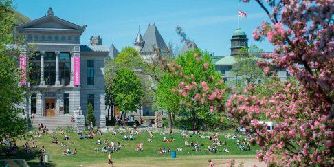Học bổng ngắn hạn Sau Tiến sĩ, ĐH McGill, Canada, 2017