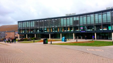 Học bổng Thạc sĩ tại Đại học Brighton, Anh, 2017-2018