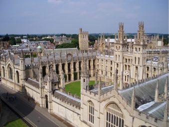 Học bổng Tiến sĩ Động vật học, Đại học Oxford, Anh, 2017