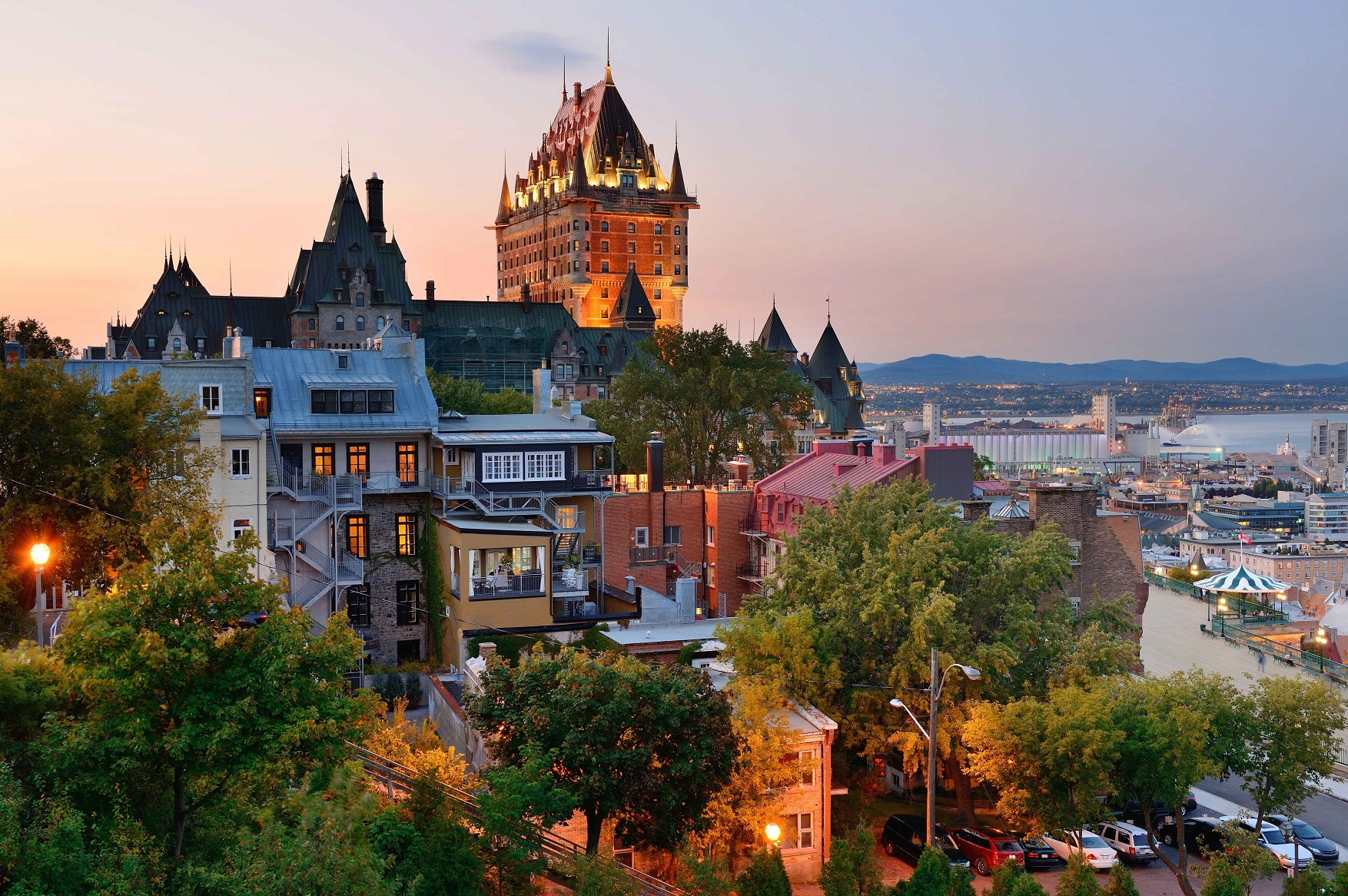 Thành phố Quebec