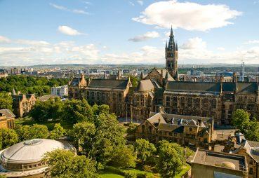 Học bổng của Cao đẳng Khoa học Xã hội, ĐH Glasgow, Anh, 2017-2018