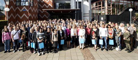 Học bổng nghiên cứu Đại học Gothenburg, Thuỵ Điển, 2017