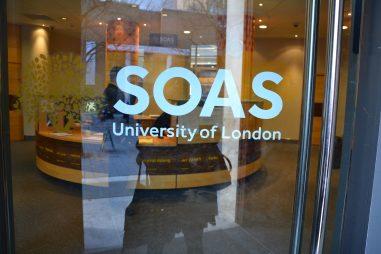 Học bổng Thạc sĩ Luật, Đại học SOAS London, Anh, 2017