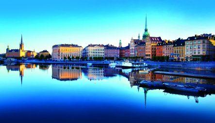 Học bổng toàn phần bậc Thạc sĩ, Viện Nghiên cứu Thụy Điển (SISS), Thụy Điển, 2017