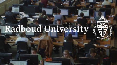 Học bổng Radboud dành cho sinh viên quốc tế tại Hà Lan, 2017