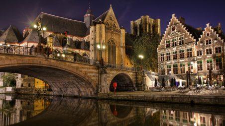 Học bổng Đào tạo và Thạc sĩ VLIR – UOS tại Bỉ, 2017