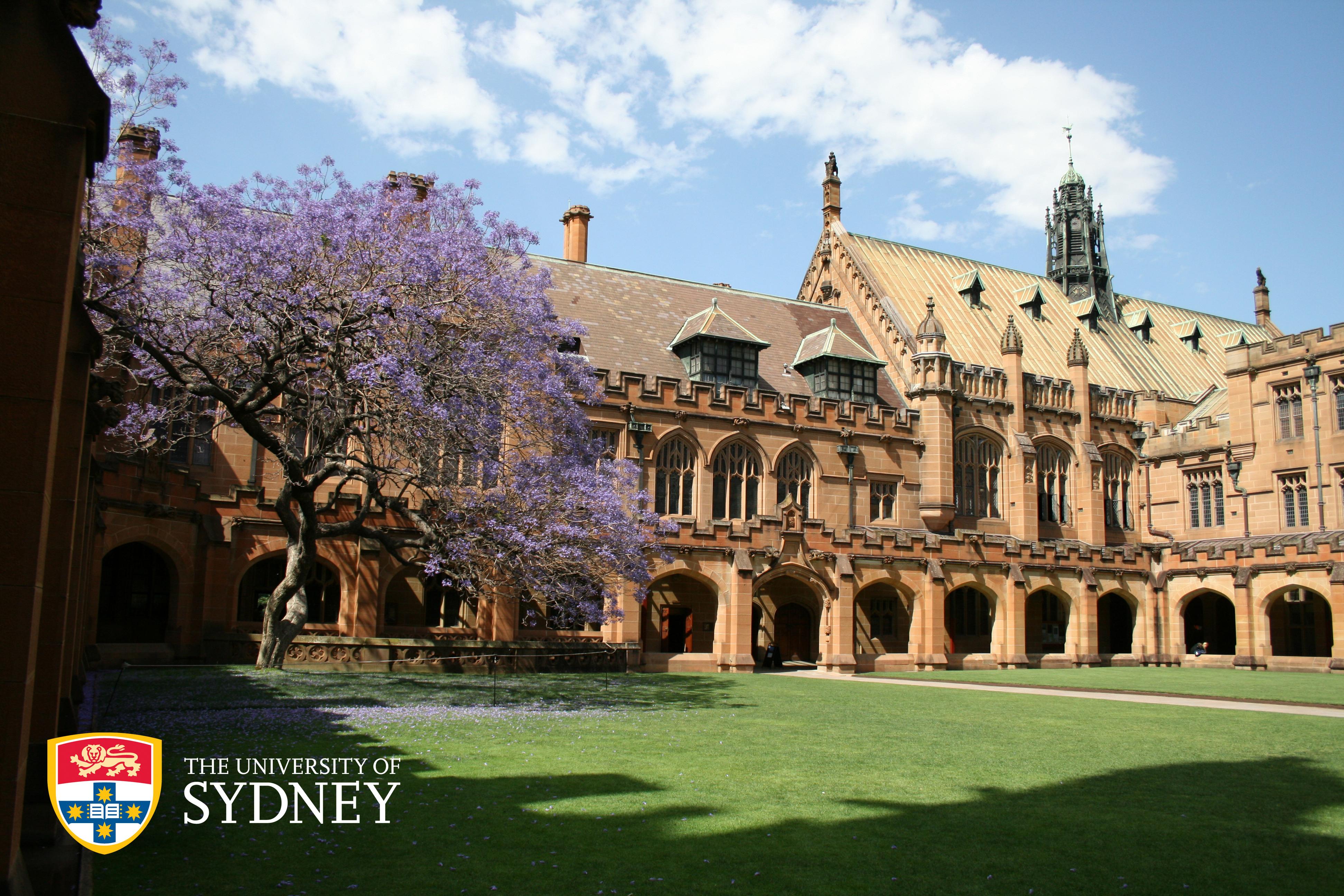 Học bổng Quốc tế Đại học Sydney (USydIS), Úc, 2018