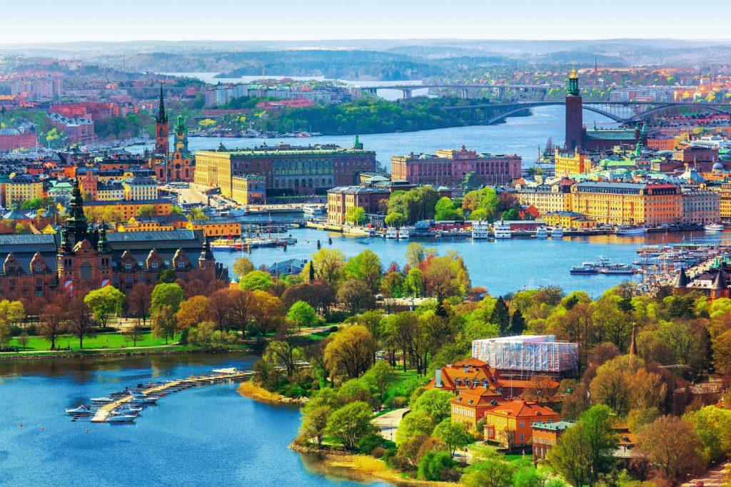 Nhập cư Thụy Điển với 3 bước đơn giản