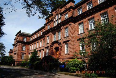 Trường Y Khoa – Học bổng Tiến sĩ RPG Đại học Dundee, Anh Quốc, 2017