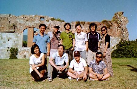 Du học sinh Việt Nam tại Italia