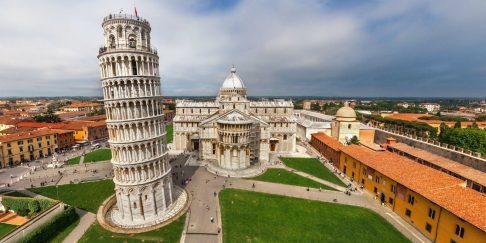 Trường Đại học Pisa, Ý