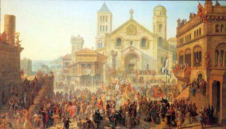 Nước Ý – Một dấu ấn quen thuộc (P.4)