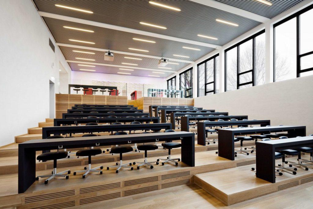 DTU denmarks technical university kevi room