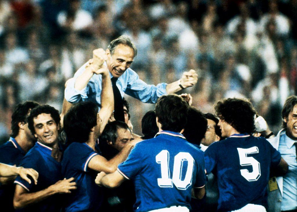 Một khoảnh khắc lịch sử tại World Cup 1982 của đội Italy