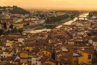 Nước Ý – Một dấu ấn quen thuộc