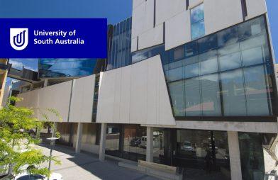 Học bổng Vice Chancellor và President, ĐH South Australia, Úc, 2017