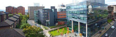 Học bổng Cử nhân Quốc tế khoa KHXH và NV, Đại Học Strathclyde, Anh, 2017