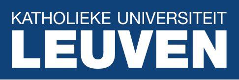 Vị trí Tiến sĩ tài trợ 100% cho Sinh viên quốc tế tại KU Leuven University, Bỉ, 2017