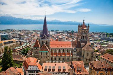 Học bổng Thạc sĩ, Đại học Lausanne, Thụy Sĩ, 2017