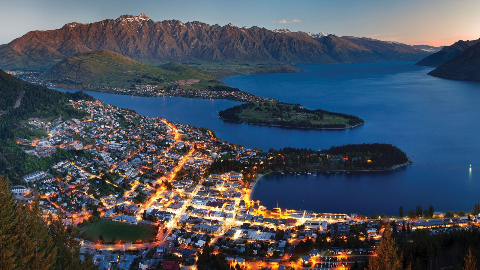 Trường Aspire2 International (A2I), New Zealand