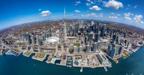 Học bổng Cử nhân toàn phần, Đại học Toronto, Canada, 2017