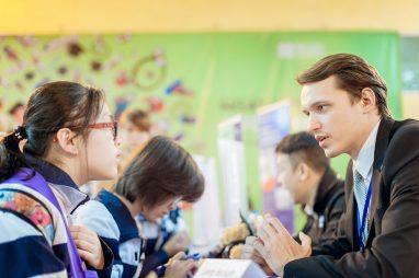 Ngày hội Giáo dục Vương quốc Anh 2017 từ Hội đồng Anh tại Hà Nội