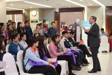 Ngày hội Giáo dục Vương quốc Anh 2017 từ Hội đồng Anh tại Hồ Chí Minh