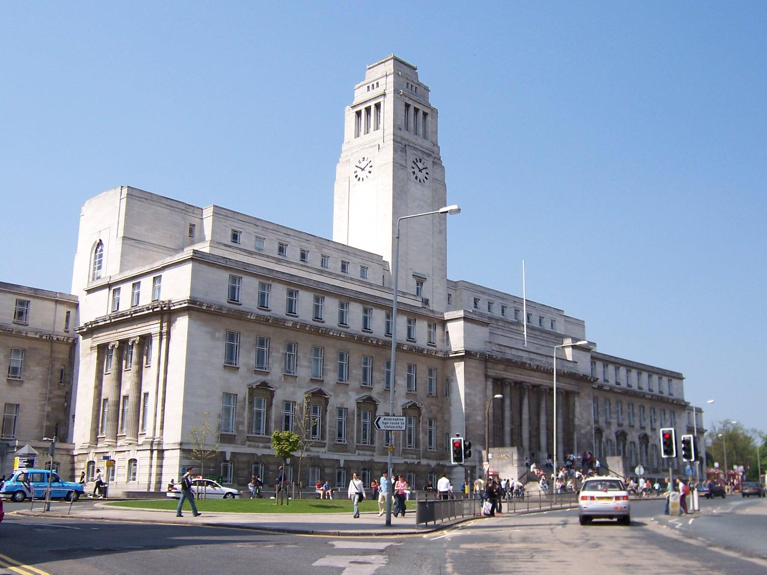 Leeds_University england