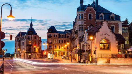 Học bổng Erasmus+ và Hoạt động khảo sát thực tế tại CHLB Đức