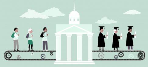 """Phải chăng các trường đại học ở Mỹ đang """"vô đạo đức""""?"""
