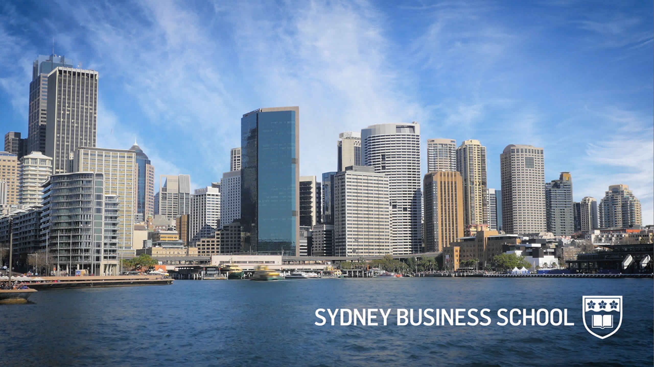 hoc bong MBA cua dai hoc Sydney