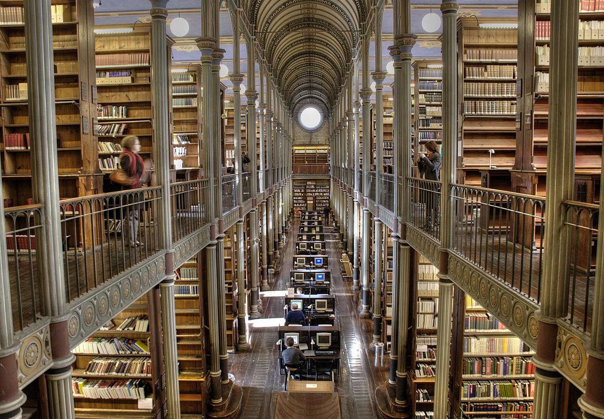 Copenhagen-University-library
