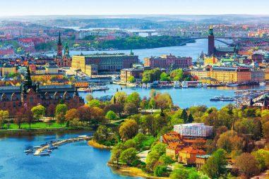 Đại học Stockholm, Thụy Điển