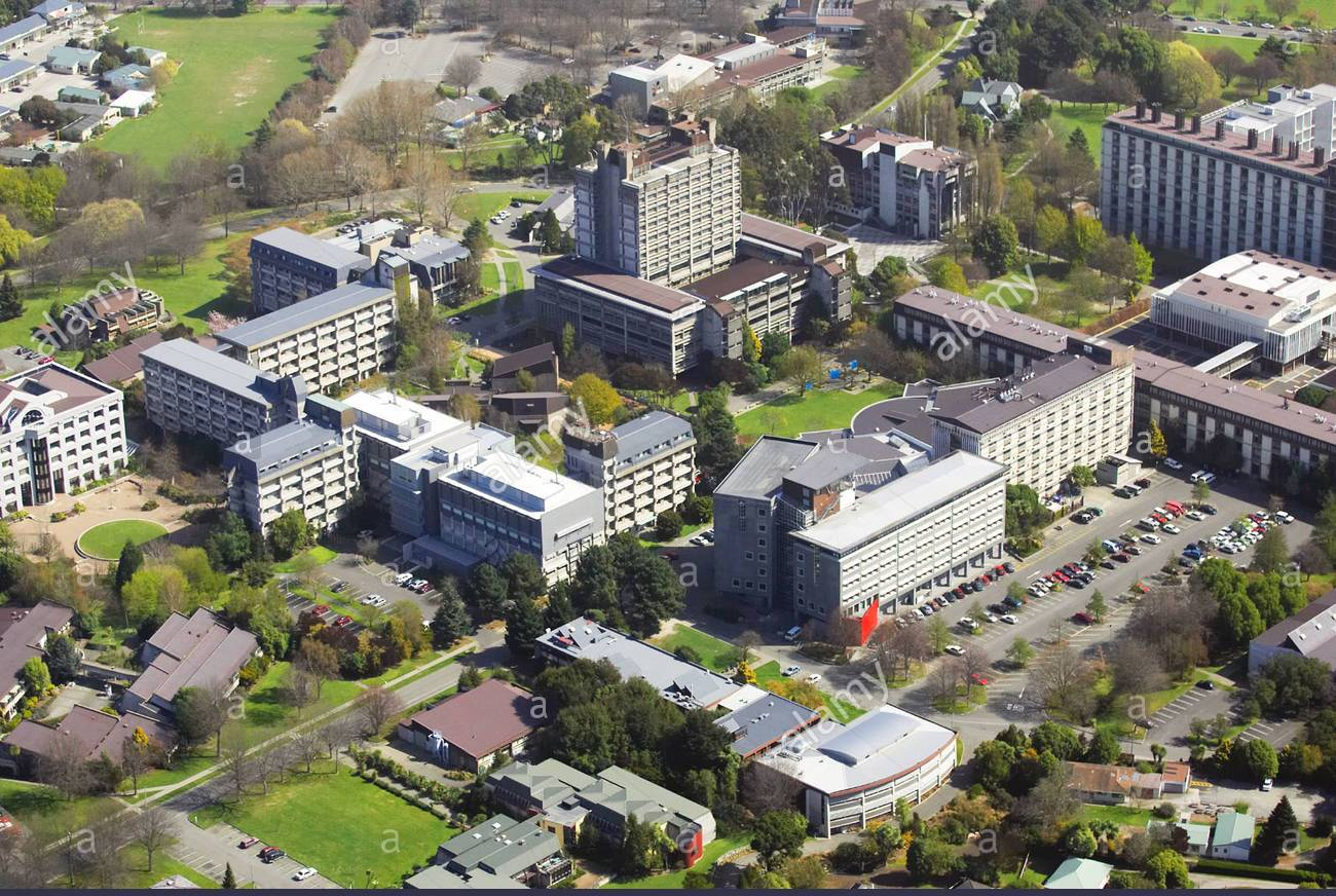 university-of-canterbury-christchurch-south-island-new-zealand-aerial-A090G3