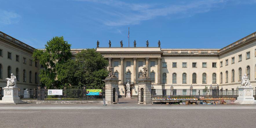 Đại học Humboldt Berlin, Đức
