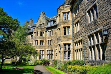 Học bổng nghiên cứu toàn cầu, Bậc nghiên cứu, Đại học St Andrew, Anh Quốc, 2019