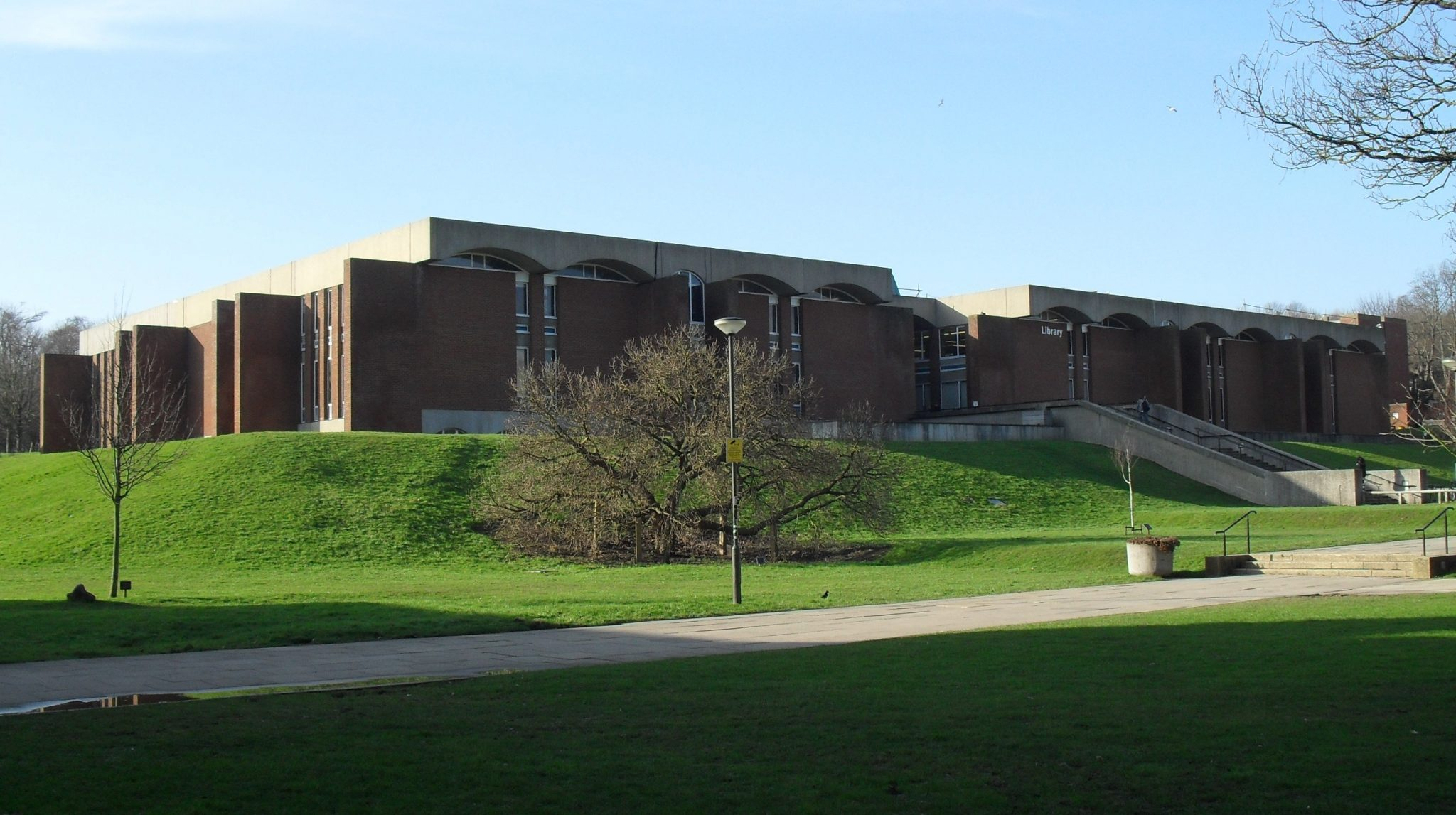 University_of_Sussex_Library