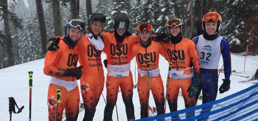 Đội trượt tuyết Alpine