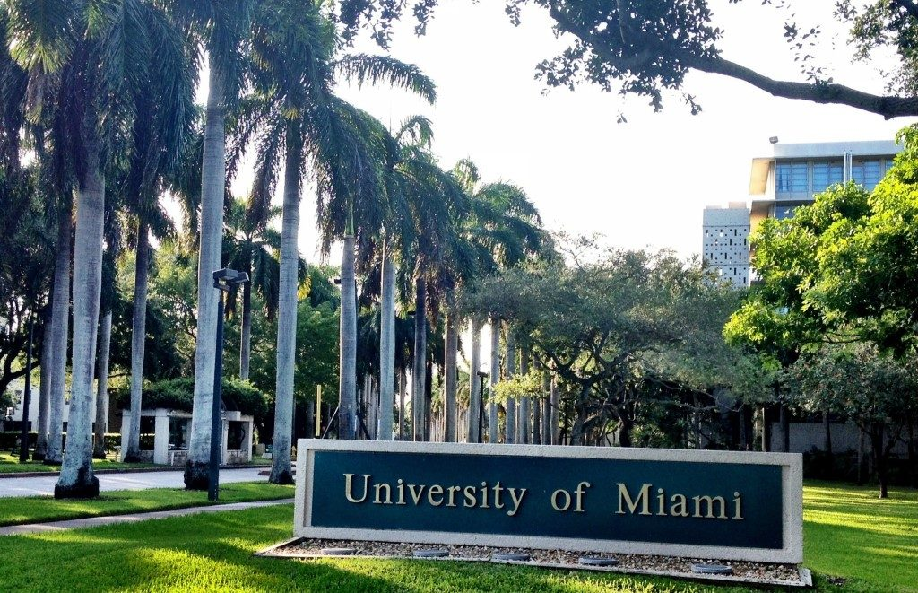 University of Miami, US