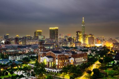 Đại học Quốc gia Đài Loan (NTU), Đài Loan
