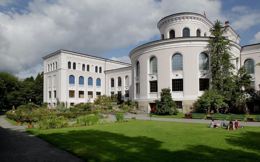 Norway - Universitetet i Bergen - campus