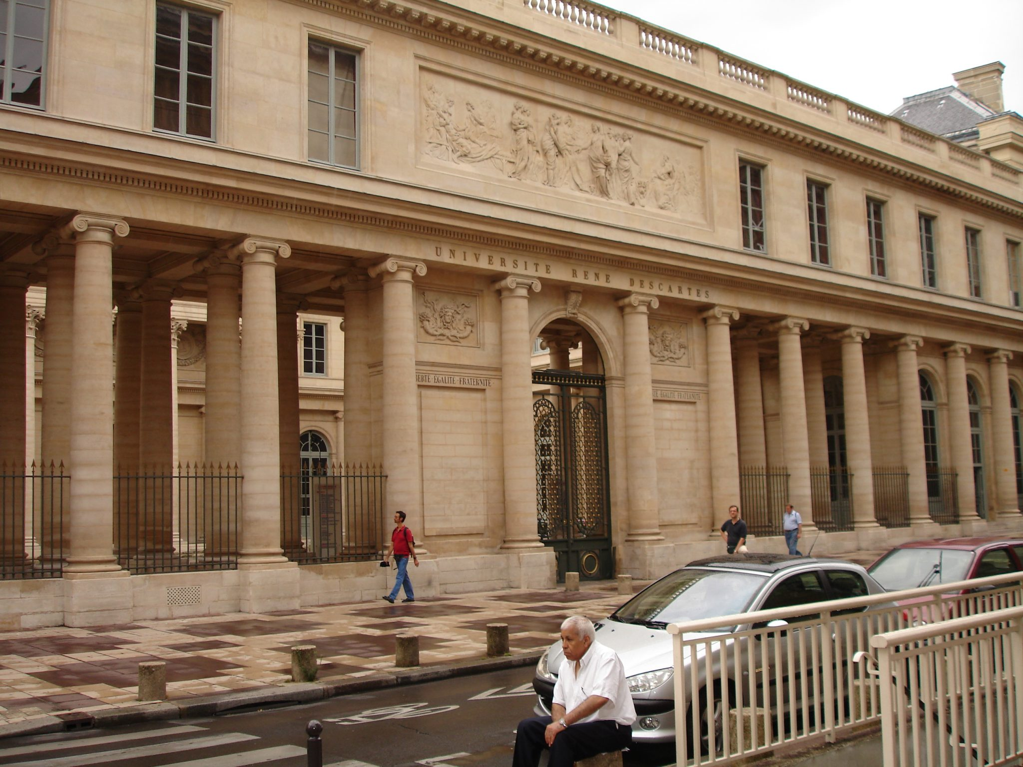 Paris Descartes (Paris V) uni 3
