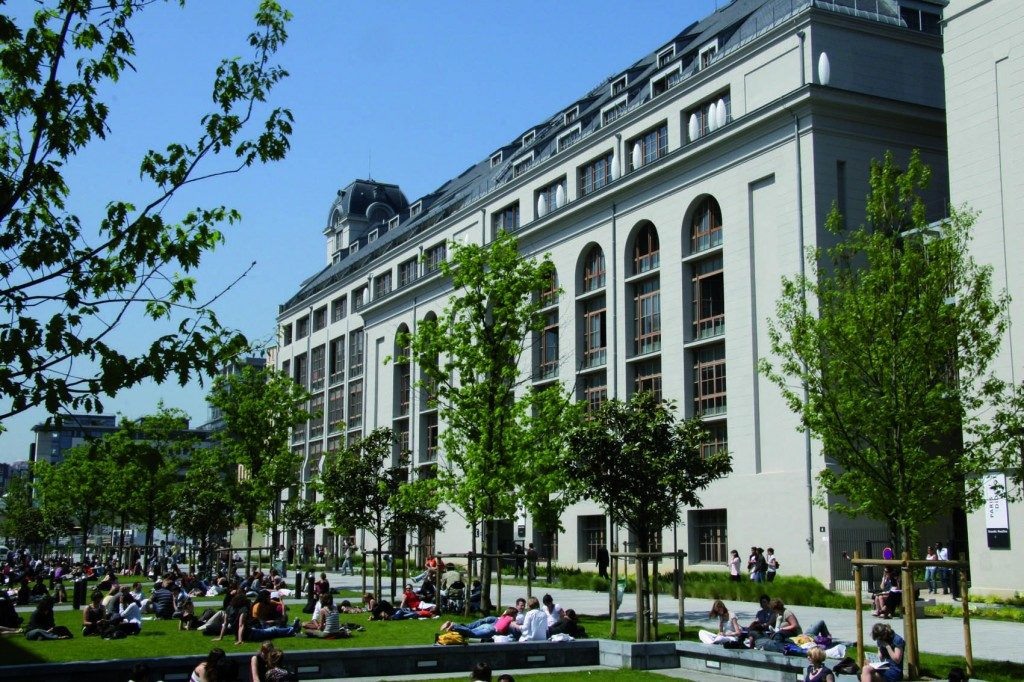 Paris Diderot University, France