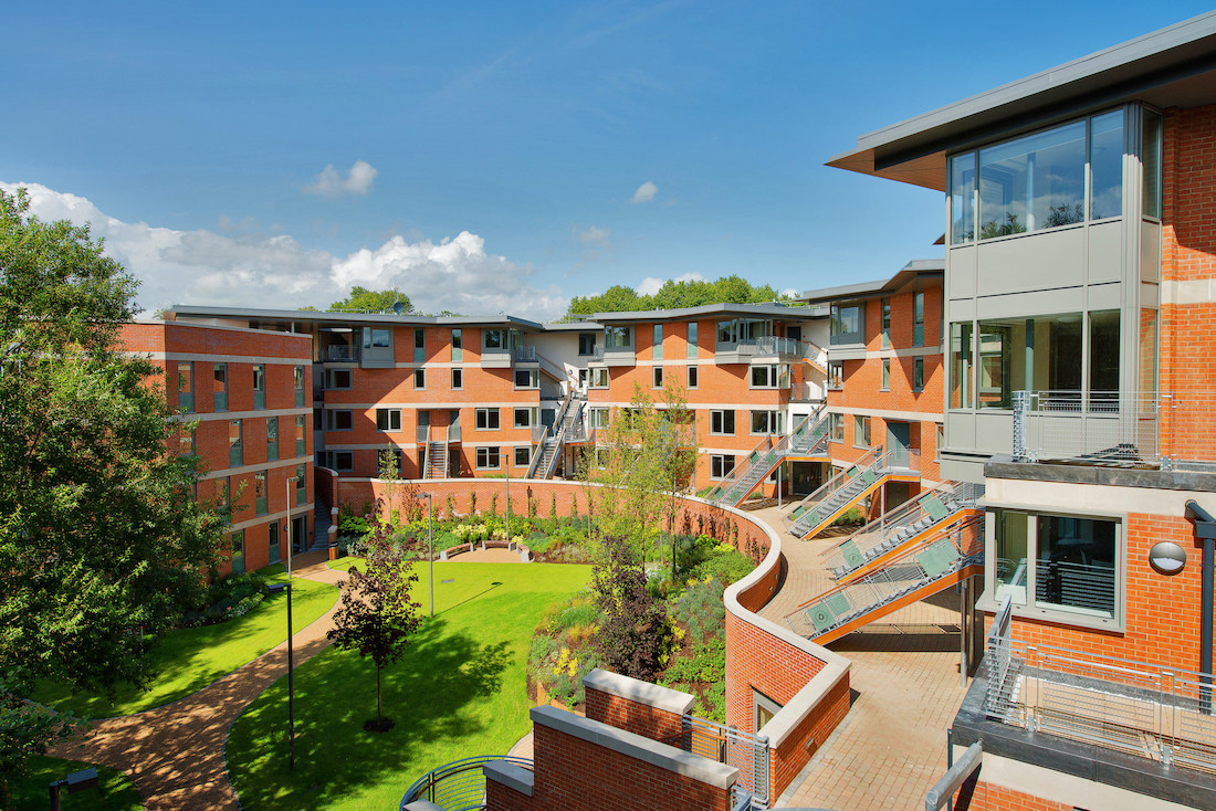 Willow Walk, International & Postgraduate student accommodation