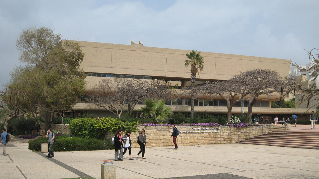 Tel Aviv University 9
